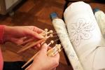 Студия кружевоплетения на коклюшках